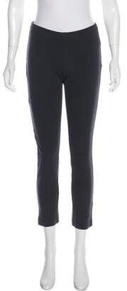 Eileen Fisher Mid-Rise Skinny-Leg Leggings