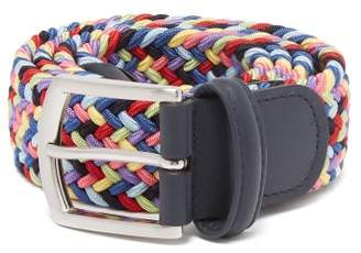 Andersons Anderson's - Woven Elasticated Belt - Mens - Multi