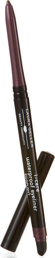 Laura Geller Beauty Waterproof Eyeliner Pencil Duo, Black 0.01 oz