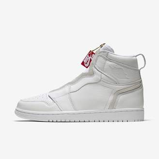 Nike Women's Shoe Air Jordan 1 High Zip