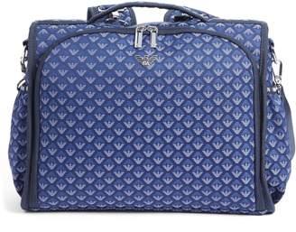Armani Junior Diaper Bag