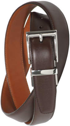 Polo Ralph Lauren Men's Belt, Core Saddle Leather