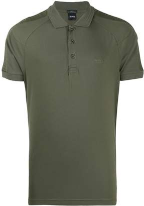HUGO BOSS chest logo polo shirt