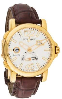 Ulysse Nardin Dual Time Watch