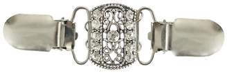 SIYWINA Sweater Clip for Back of Waist Women Shawl Clip Filigree Dress Clip Shirt Clip