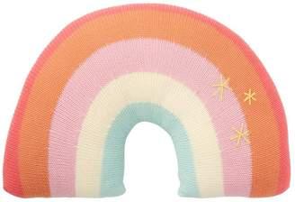 Blabla Decorative Pillow 100% Cotton Rainbow Pink
