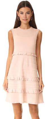 M Missoni Ruffle Sleeveless Dress $695 thestylecure.com