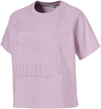 Downtown Structured Women's Tee