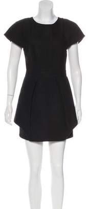 Camilla And Marc Short Sleeve Mini Dress