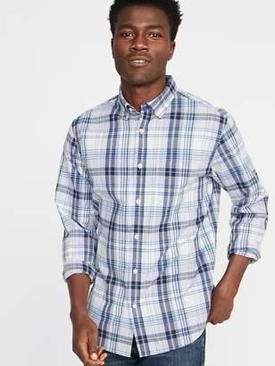 Old Navy Regular-Fit Built-In Flex Everyday Shirt for Men