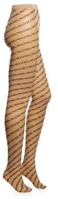 Wolford Printed Matte Tights