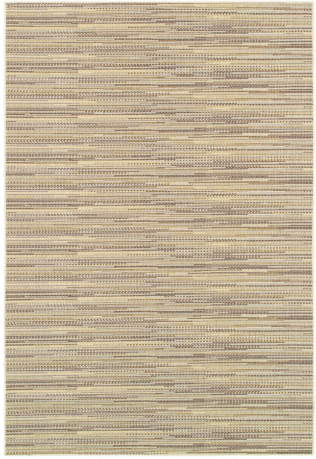 "Couristan Couristan Indoor/Outdoor Runner Rug, Monaco 2471/1016 Larvotto Sand-Multi 2'3"" x 7'10"""