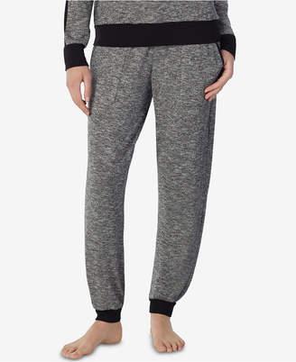 DKNY Logo Knit Jogger Pajama Pants