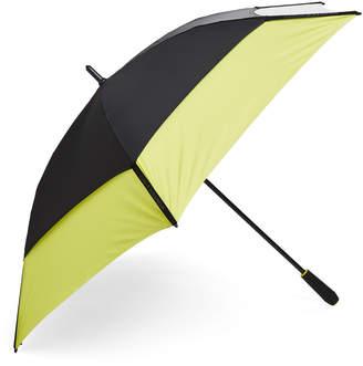 ShedRain Black & Lime Vortex Vent Pro Golf Umbrella
