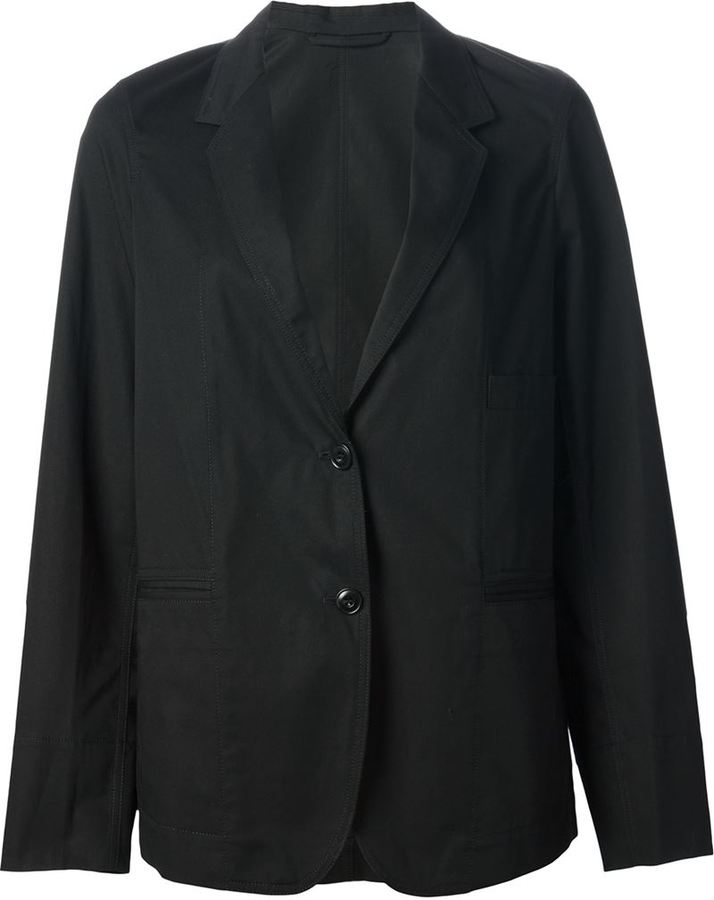 Christophe Lemaire two button blazer