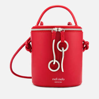 Meli-Melo Women's Severine Bucket Bag - Red