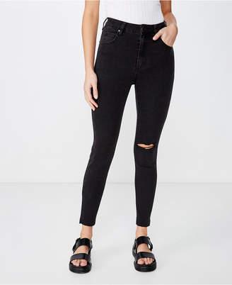Cotton On High Rise Grazer Skinny Jean