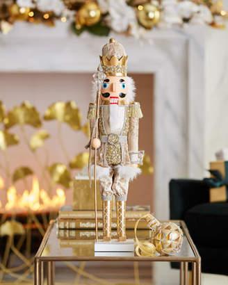 Gold Christmas Nutcracker