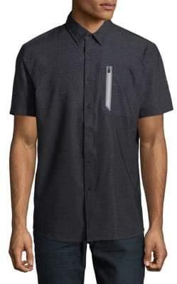 Point Zero Short Sleeve Stretch Shirt