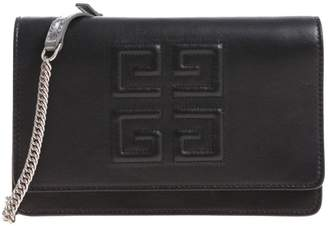 Givenchy 3d Logo Clutch