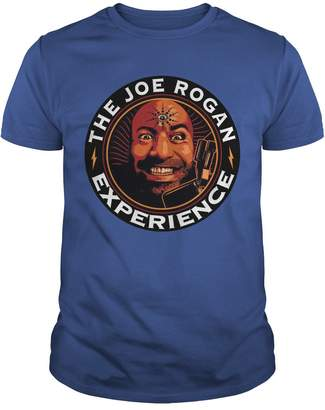 Rogan ShinyKT Men's The Joe Experience T-Shirt (XL, Royal Blue)