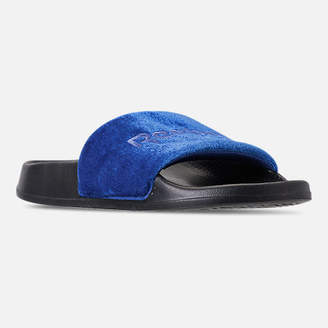 Reebok Men's Classic Velour Slide Sandals