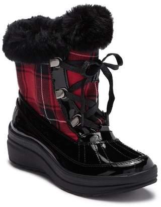 Anne Klein Gayla Faux Fur Lined Boot