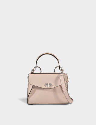 Proenza Schouler Small Hava Top Handle Bag in Sand Grained Calfskin