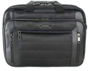 Kenneth Cole Reaction Keystone An Easy Decision Laptop Briefcase