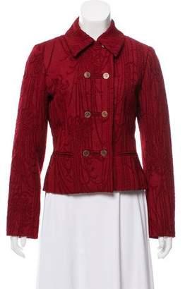 Kenzo Textured Wool Jacket