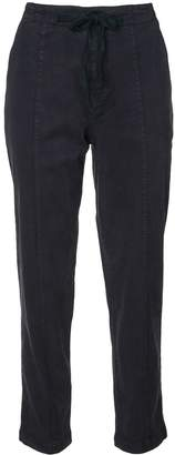 Alex Mill cropped drawstring trousers