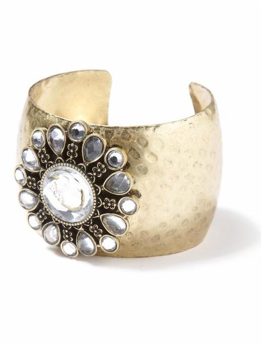 Tinley Road Hammered Cuff Bracelet