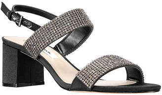 51a7862f544b Nina Naomi Block Heel Sandals Women Shoes