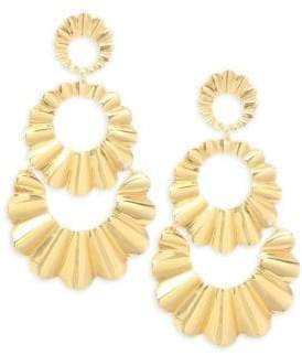 Kate Spade Triple Drop Earrings