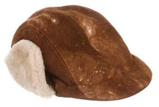 Barneys New York Barney's New York Suede Trapper Hat