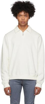Tiger of Sweden Off-White Ocean Sweatshirt
