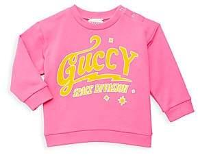 Gucci Women's Baby Girl's Graphic Sweatshirt
