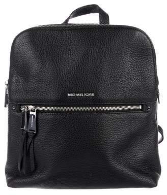 Michael Kors Michael Rhea Medium Slim Leather Backpack