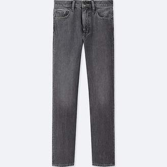 Uniqlo Women's High-rise Straight Jeans