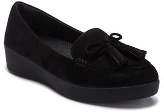 FitFlop Suede Loafer