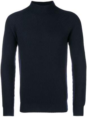Aspesi ribbed slim-fit sweater