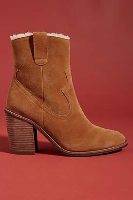 Jeffrey Campbell Guinn Sherpa-Lined Boots