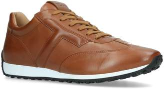 J.P Tods Leather Runner Sneakers