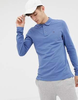 Tommy Hilfiger long sleeved polo shirt