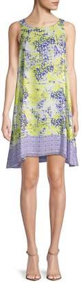 Max Studio Women's Printed Shift Dress
