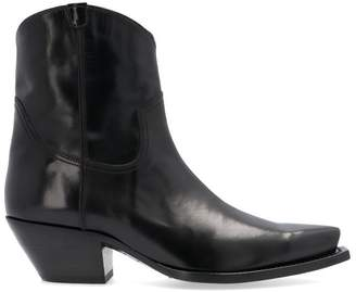 R 13 Western Ankle Boots