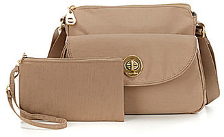 Baggallini Provence Cross-Body Bag with Wristlet $98 thestylecure.com