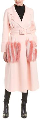 Fendi Wool Coat