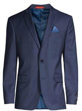 Tallia The Mason Fit Stretch Twill Suit Separate Jacket
