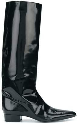 Nina Ricci tall boots